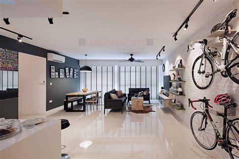home interior design singapore forum living dining area of 5 room bto flat at blk 280b seng