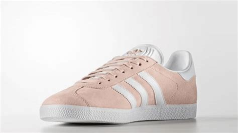 adidas gazelle pink the sole supplier