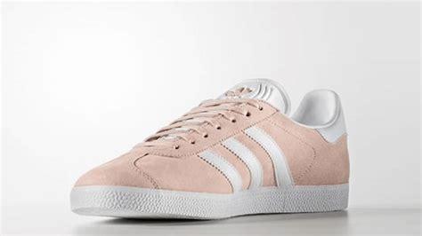 adidas gazelle pink the sole supplier