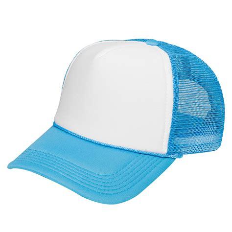 imagenes de gorras verdes gorra de malla para sublimaci 243 n de color blanco colormake