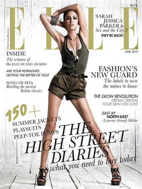 o magazines spring makeup awards 2011 best beauty products elle india 2010 covers that s the look