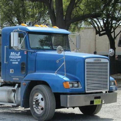 h j trucking inc cargo freight company charleston south carolina 1
