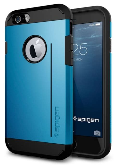 Iphone 6 Plus Hybrid Armor Cover Stand Casing Bumper Iron Iphone 6 Cases A Look At Spigen S Line Up