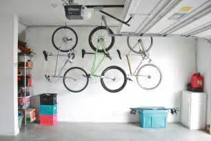 best way to hang bikes garage rachael edwards