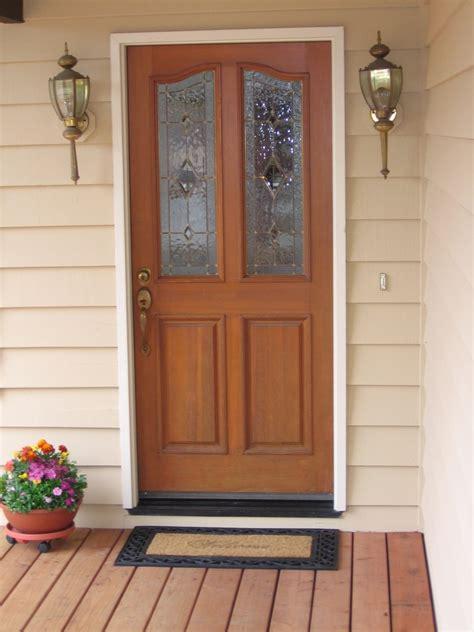nice front doors nice wooden exterior door 4 front door design newsonair org
