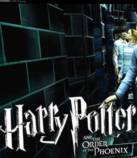 Harry Potter And The Order Of The Pc harry potter and the order of the