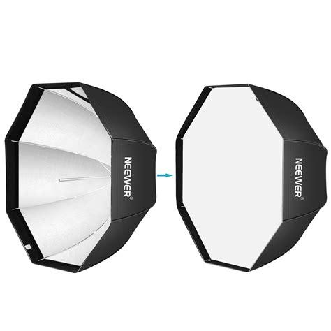 Octagon Softbox neewer 32 quot 80cm speedlite octagonal umbrella softbox for