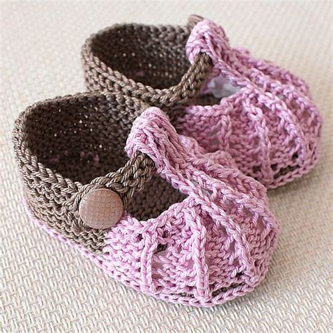knitted sneakers pattern 88 best zapatitos bebe a dos agujas images on