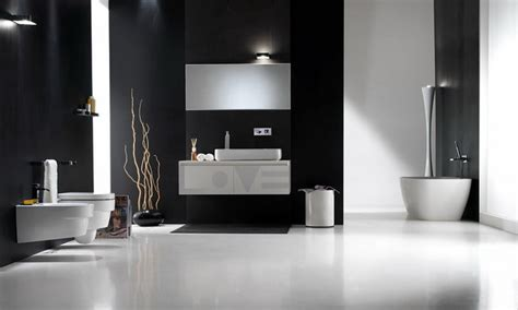 black bathroom design ideas black and white bathroom gorgeous inspirations