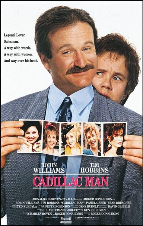 Robin Williams Car Salesman by Cadillac 1990 Awesomebmovies