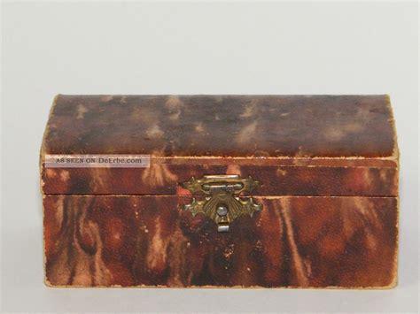 Alte Schatztruhe by Alte Kleine Schatztruhe Kiste Holz Truhe Puppenhaus