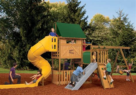 playstar swing set reviews playstar great escape wood playset reviews on top