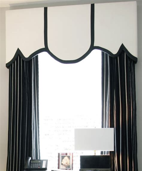 black window coverings bow window treatments and how to choose the best best