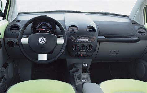 new beetle interni volkswagen maggiolino la storia auto story panoramauto