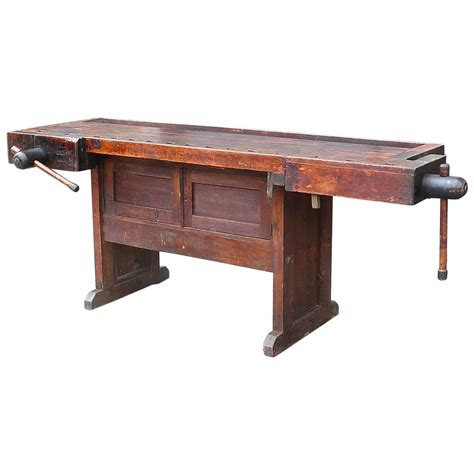cabinet makers workbench for sale cabinet makers workbench for sale cabinet maker s workbench in beechwood 1950s for