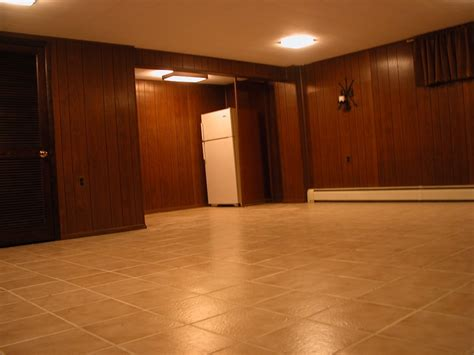 flooring options for your basement home interior