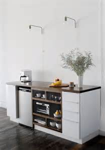 Kitchenette Diy Project Upgraded Ikea Kitchenette Design Sponge