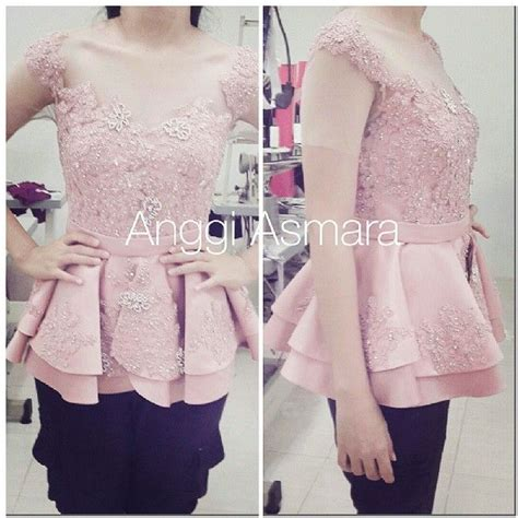 Kebaya Atasan Lace 1 142 best reference kebaya images on baju kurung batik dress and batik fashion