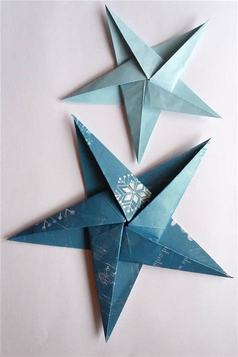 How To Make Paper Ornament - best 25 paper decorations ideas on
