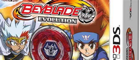 Nintendo 3ds Beyblade Evolution beyblade evolution nintendo 3ds juegosadn