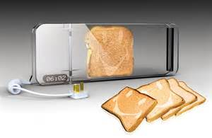 Cool New Kitchen Gadgets by 10 Transparent Toasters To Ensure You Never Burn Your