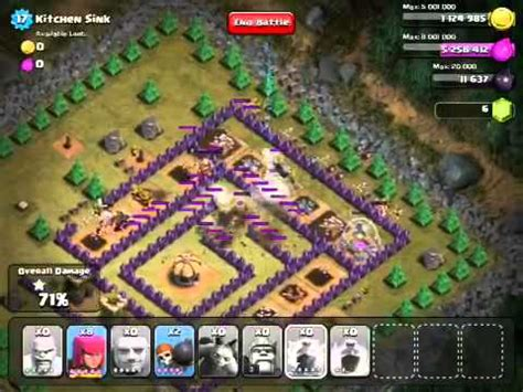 Coc Kitchen Sink How To Get 2 On Kitchen Sink On Clash Of Clans