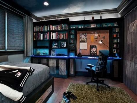 Awesome Teenage Bedrooms | awesome teenage bedroom ideas for boys interior design