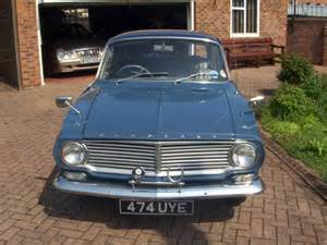 Vauxhall Victor For Sale For Sale 1962 Vauxhall Victor Fb For Sale Or Exchange 163