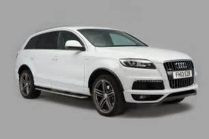 Audi Q7 Used Buyer S Guide Audi Q7 Pictures Auto Express