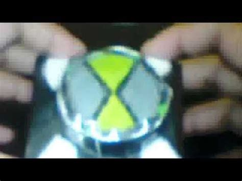 How To Make A Paper Omnitrix - my paper omnitrix v 2