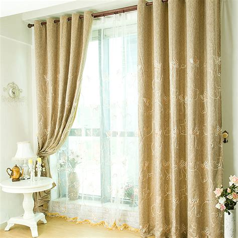 modern door curtains coffee color blackout door curtains and modern style