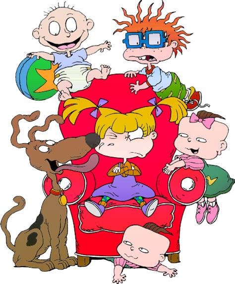 rug rats characters rugrats by nosrefets on deviantart