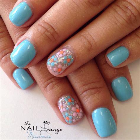 spring pattern nails spring gel nail art design nail art pinterest gel
