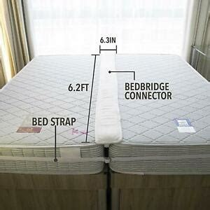 bed bridge  adjustable bed twin bed converter  king
