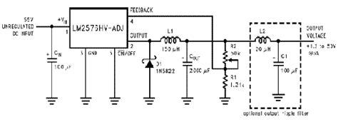 offline inductorless switching regulator adjustable offline inductorless switching regulator 28 images 25w step adjustable switching