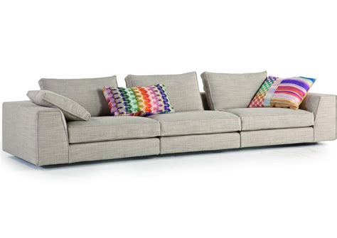 fabric sofa  removable cover eole  roche bobois