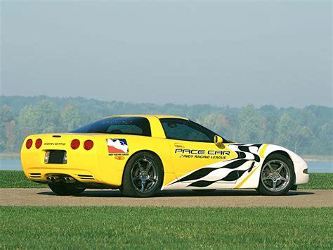 chevrolet corvette pace car supercarsnet