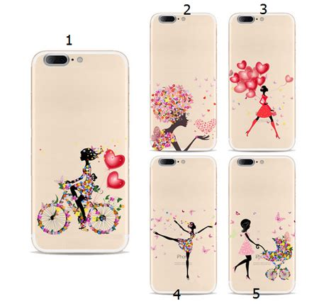 Special Produk Drawing Fuze Tpu Clear Iphone 7 With Logo iphone 7 plus cases soft tpu phone cases