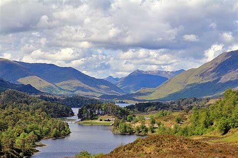 glen affric motorhome tour stage 4 aberdeenshire and fife scotland