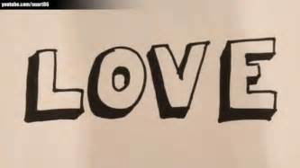 imagenes en 3d letras como dibujar letras en 3d youtube