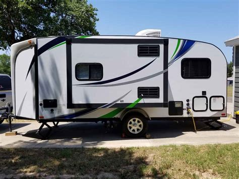 forest river travel trailer 2013 used forest river vibe travel trailer in oklahoma ok