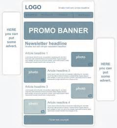 Newsletter Template by Creating A Personalized Newsletter Template 1 1