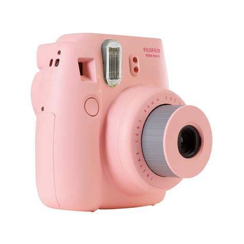 pink fujifilm fujifilm instax mini 8 pink