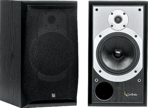infinity primus 200 bookshelf speakers review and test