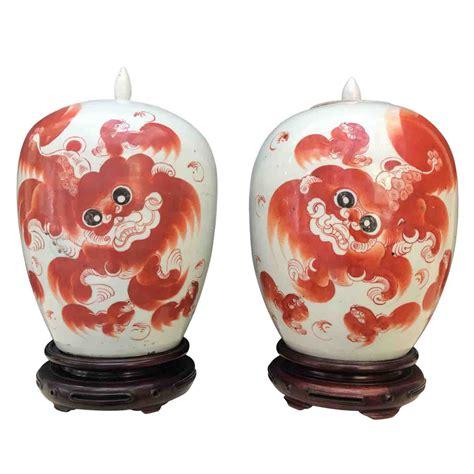 vasi porcellana cinese coppia di vasi cinesi antichi in porcellana vendita