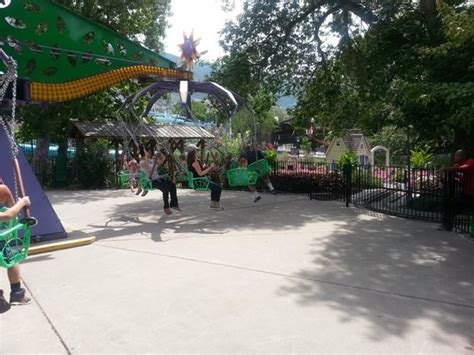 theme park for under 10s one of the kiddie rides picture of lagoon amusement park