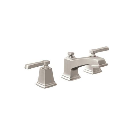 moen t6220srn spot resist brushed nickel boardwalk