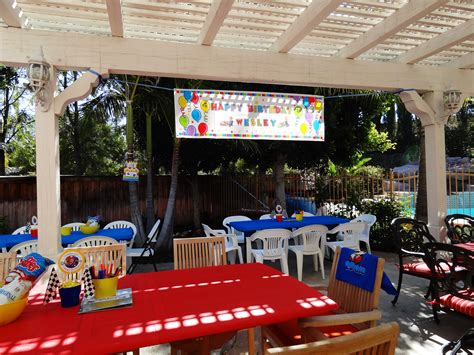 game themed events real event a mario kart birthday party