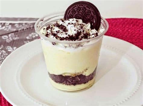 cara membuat kue kering oreo resep dan cara membuat puding coklat oreo nikmat