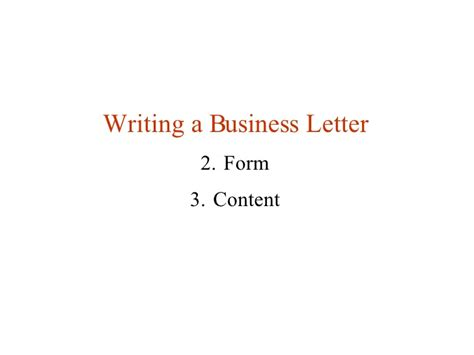 writing a business letter activity lesson 11 writing business letters